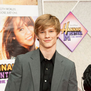 "Lucas Till in ""Hanna Montana: The Movie"" World Premiere - Arrivals"