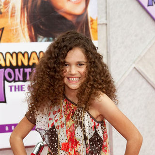 "Madison Pettis in ""Hanna Montana: The Movie"" World Premiere - Arrivals"