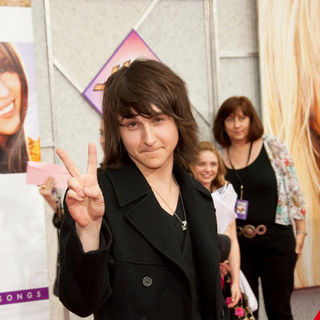 "Mitchel Musso in ""Hanna Montana: The Movie"" World Premiere - Arrivals"
