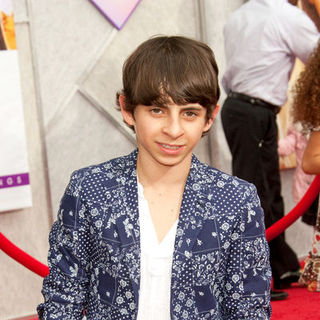 "Moises Arias in ""Hanna Montana: The Movie"" World Premiere - Arrivals"