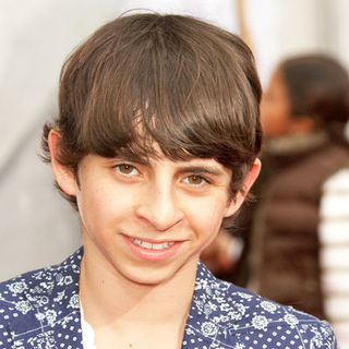 "Moises Arias in ""Hanna Montana: The Movie"" World Premiere - Arrivals - CSH-052624"