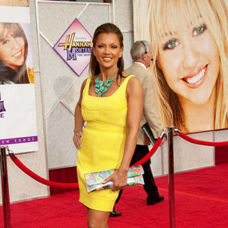 "Vanessa Williams in ""Hanna Montana: The Movie"" World Premiere - Arrivals"