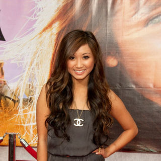 "Brenda Song in ""Hanna Montana: The Movie"" World Premiere - Arrivals"