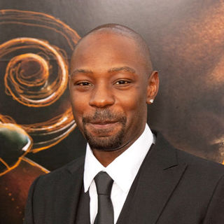 "Nelsan Ellis in ""The Soloist"" Los Angeles Premiere - Arrivals"