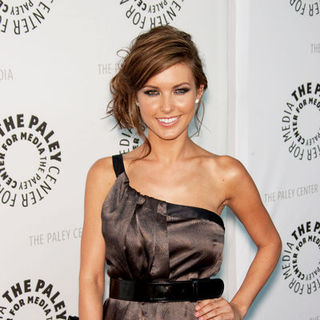 "Audrina Patridge in 26th Annual William S. Paley Television Festival: ""The Hills"""
