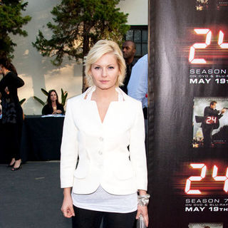 "Elisha Cuthbert in ""24"" Season Seven Finale and DVD Release Party - Arrivals"