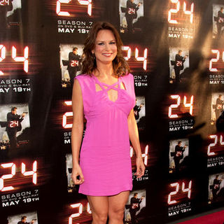 "Mary Lynn Rajskub in ""24"" Season Seven Finale and DVD Release Party - Arrivals - CSH-054111"