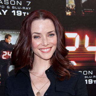 "Annie Wersching in ""24"" Season Seven Finale and DVD Release Party - Arrivals"