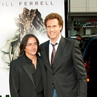 "Will Ferrell, Brad Silberling in ""Land of the Lost"" Los Angeles Premiere - Arrivals"
