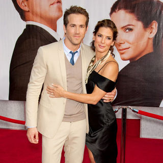 "Ryan Reynolds, Sandra Bullock in ""The Proposal"" Los Angeles Premiere - Arrivals"