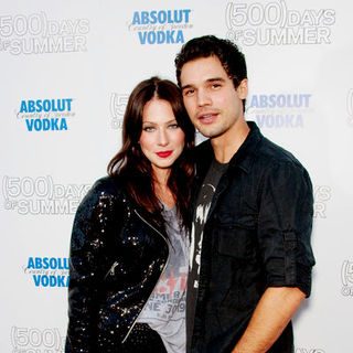 "Lynn Collins, Steven Strait in ""500 Days of Summer"" Los Angeles Premiere - Arrivals"