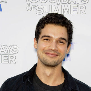 "Steven Strait in ""500 Days of Summer"" Los Angeles Premiere - Arrivals - CSH-055289"