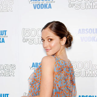 "Minka Kelly in ""500 Days of Summer"" Los Angeles Premiere - Arrivals"