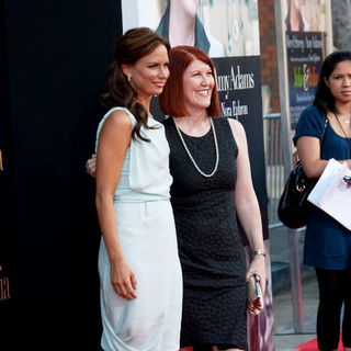 "Mary Lynn Rajskub, Kate Flannery in ""Julie & Julia"" - Los Angeles Premiere - Arrivals"