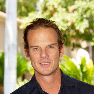 Peter Berg in 2009 Cable's Summer Press Tour - Day 2 - Afternoon Arrivals