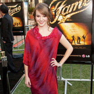 "Kay Panabaker in ""Fame"" Los Angeles Premiere - Arrivals"