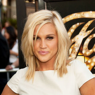 "Ashley Roberts, The Pussycat Dolls in ""Fame"" Los Angeles Premiere - Arrivals"