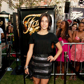 "Jessica Lowndes in ""Fame"" Los Angeles Premiere - Arrivals"