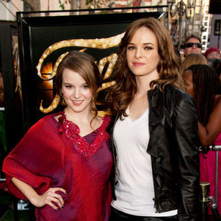"Kay Panabaker, Danielle Panabaker in ""Fame"" Los Angeles Premiere - Arrivals"