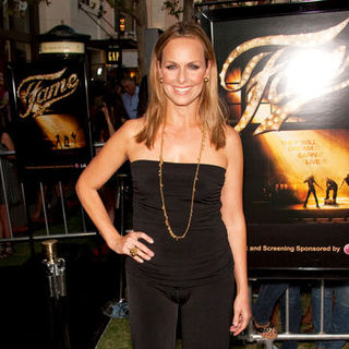 "Melora Hardin in ""Fame"" Los Angeles Premiere - Arrivals"