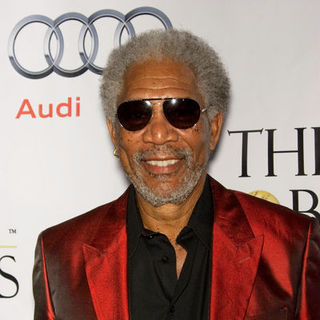 Morgan Freeman in 1st Annual The Noble Awards - Arrivals