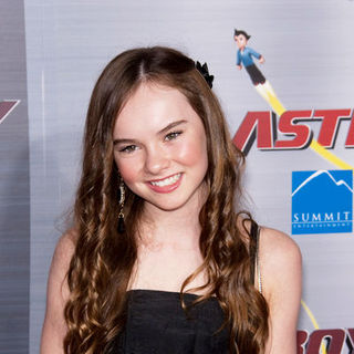 "Madeline Carroll in ""Astro Boy"" Los Angeles Premiere - Arrivals"