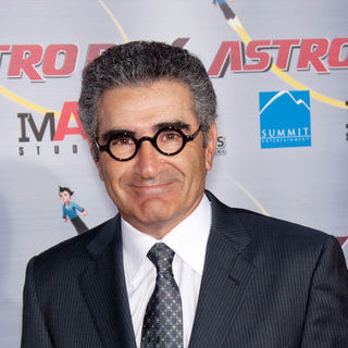 "Eugene Levy in ""Astro Boy"" Los Angeles Premiere - Arrivals"