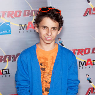 "Moises Arias in ""Astro Boy"" Los Angeles Premiere - Arrivals - CSH-057899"