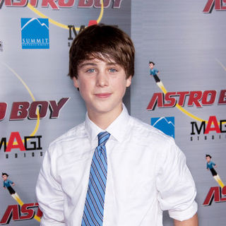 "Sterling Beaumon in ""Astro Boy"" Los Angeles Premiere - Arrivals"
