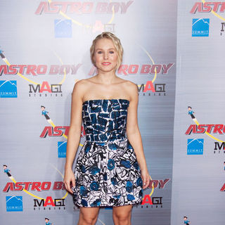 "Kristen Bell in ""Astro Boy"" Los Angeles Premiere - Arrivals"
