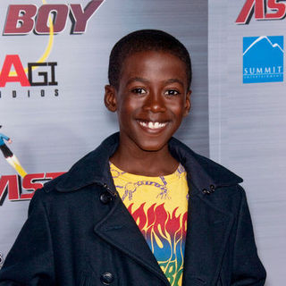 "Kwesi Boakye in ""Astro Boy"" Los Angeles Premiere - Arrivals"