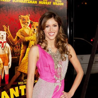 "Kayla Ewell in 2009 AFI Fest Opening Night Gala - Special Screening of ""Fantastic Mr. Fox"""
