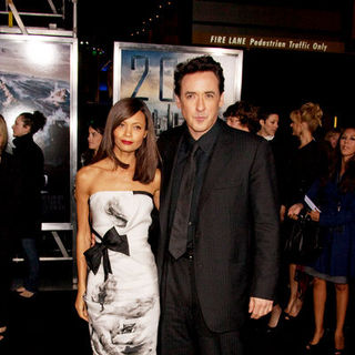 "John Cusack, Thandie Newton in ""2012"" Los Angeles Premiere - Arrivals"