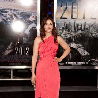 "Jodi Lyn O'Keefe in ""2012"" Los Angeles Premiere - Arrivals"