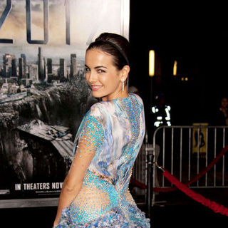 "Camilla Belle in ""2012"" Los Angeles Premiere - Arrivals"