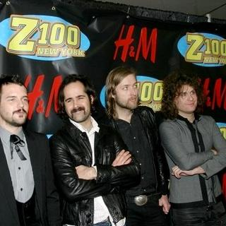 Z100's Jingle Ball 2006 - Press Room