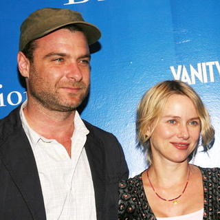 Naomi Watts, Liev Schreiber in 8th Annual Free Arts New York City Benefit