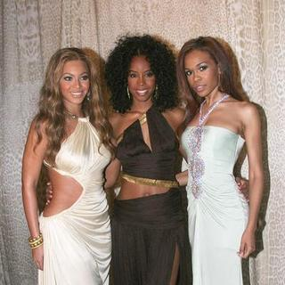 Destiny's Child in Roberto Cavalli Hosts a Preview Gala for the Metropolitan Museum's WILD Fashion Untamed