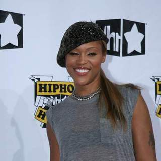 Eve in 2007 VH1 Hip Hop Honors - Arrivals - CWP-001322