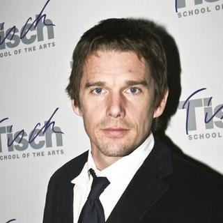 "Ethan Hawke in Tisch School of The Arts Presents ""Totally Tisch"" Star Studded Gala - Arrivals"