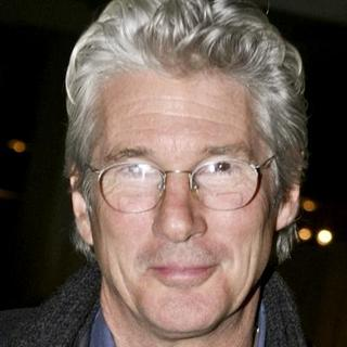 Richard Gere in 13th Annual ArtWalk NY Auction to Benefit the Coalition for the Homeless - Arrivals