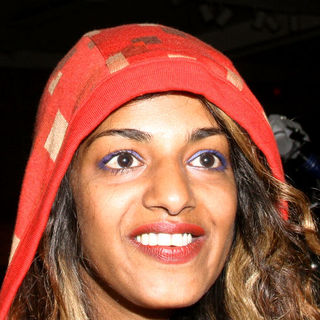 M.I.A. in Mercedes-Benz Fashion Week Fall 2008 - Marc Jacobs - Arrivals