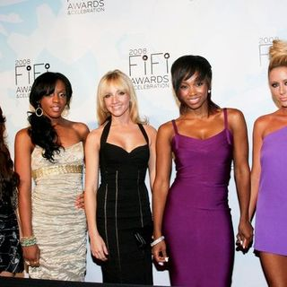 Danity Kane in 36th Annual FIFI Awards - Arrivals