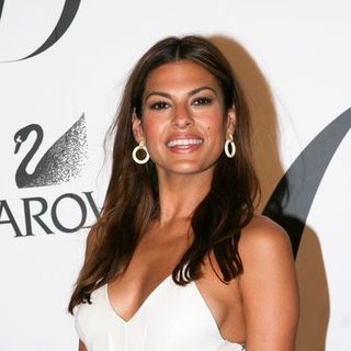 Eva Mendes in 2008 CFDA Fashion Awards - Arrivals