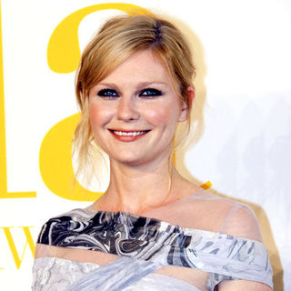 Kirsten Dunst in 2009 CFDA Fashion Awards - Arrivals