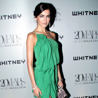 Camilla Belle in 2009 Whitney Contemporaries Art Party and Auction - Arrivals