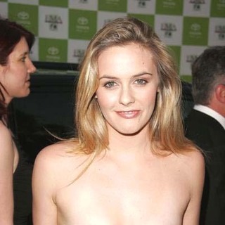 Alicia Silverstone in Environmental Media Awards