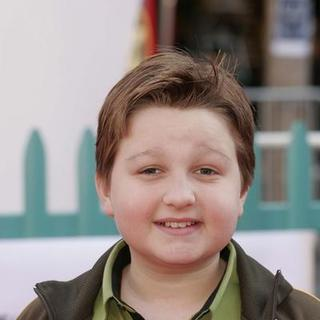 Angus T. Jones in Chicken Little World Premiere - Arrivals