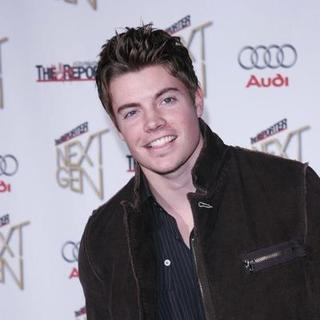 Josh Henderson in Hollywood Reporter Next Generation Reception