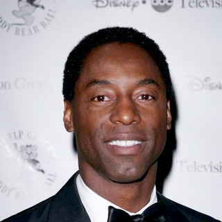 Isaiah Washington - The Help Group Teddy Bear Ball